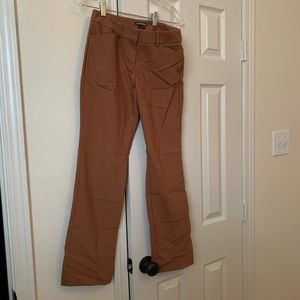 Express Editor Pants in Camel- SZ 00S